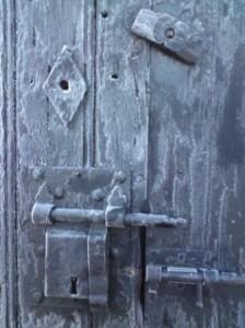 deurbovenhuiswinter